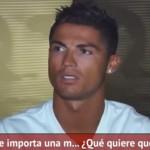 """Cristiano Ronaldo: """"no me importa una m... la FIFA"""""""