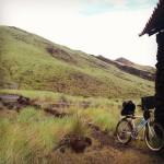 De México a Costa Rica en bicicleta