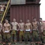 ¿Quiere conocer a los 15 bomberos del Calendario 2016?