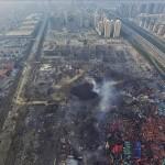 Ya son 158 los muertos por las explosiones de Tianjin