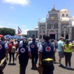 Cruz Roja registra atención de 397 romeros