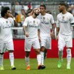 El Real Madrid continúa con buen paso en la pretemporada