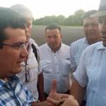 Gobierno anuncia apoyo a familias desalojadas de la finca Chánguina