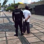 Policía persiguió y detuvo a asaltantes en San José