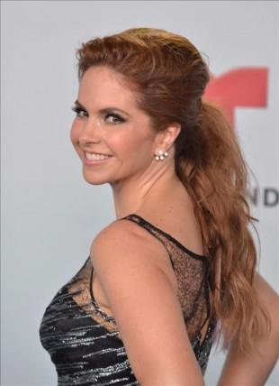 Lucero conducirá los Latin American Music Awards. EFE.