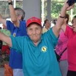 Parque La Libertad dará clases de zumba para adultos mayores
