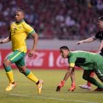 Costa Rica reprueba examen ante Sudáfrica