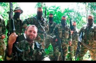 """Víctor Navarro (""""Megateo"""") muere en una operación militar, confirmó el presidente de Colombia. Internet."""
