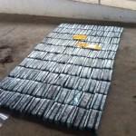 Detienen a camionero con 100 kilos de cocaína en Guanacaste