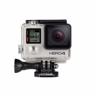 La cámara Hero 4 fue el último lanzamiento de la marca. Foto tomada de Internet.